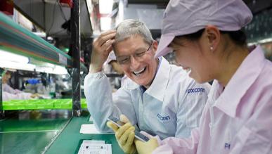 Foxconn planuje z Apple zbudować wartą 7 mld dol. fabrykę wyświetlaczy