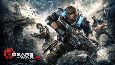 Gears of War 4 zyskuje pełnoprawny crossplay PC i Xbox One