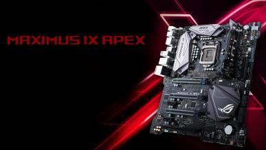 Test ASUS Maximus IX Apex - płyta główna do zadań specjalnych