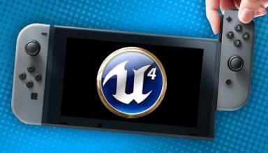 Unreal Engine 4 zyskuje eksperymentalne wsparcie Nintendo Switch