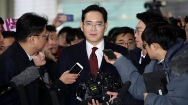 Wiceprezes Samsunga aresztowany pod zarzutem korupcji i malwersacji