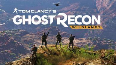 Ghost Recon: Wildlands największym debiutem tego roku w UK