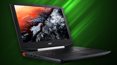 Test Acer Aspire VX5-591G: Core i5-7300HQ i GeForce GTX 1050 4 GB