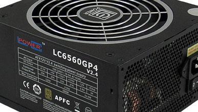 Test zasilacza LC-Power GP4 650 W. Ceniony model w innych barwach
