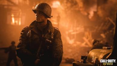 Call of Duty: WWII bez regeneracji zdrowia i podejmowania amunicji
