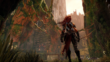 Wyciekły pierwsze screeny i grafiki koncepcyjne z Darksiders 3