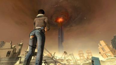 Kultowy Half-Life 2 w goglach wirtualnej rzeczywistości?!