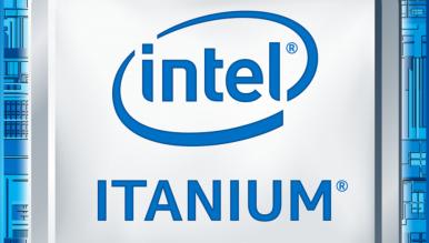 To już koniec procesorów Intel Itanium