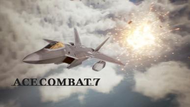 Ace Combat 7 zalicza obsuwę; gra ukaże się za rok