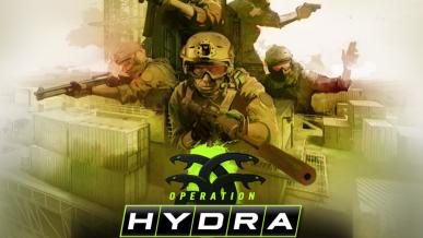Nowa aktualizacja CS: GO - Operation Hydra