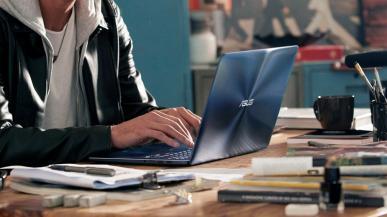 ASUS ZenBook Pro UX550 - wydajny laptop w smukłej formie
