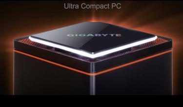 Najnowsze modele BRIX od Gigabyte to kompaktowe PC pod VR