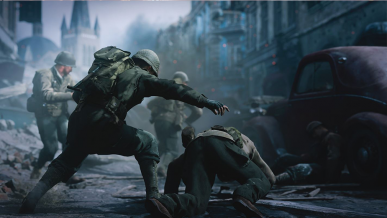 Oto jak będzie wyglądać multiplayer w COD: WWII - czeka nas dużo nowości