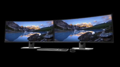 Dell U3818DW - ultrapanoramiczny monitor WQHD z przełącznikiem KVM