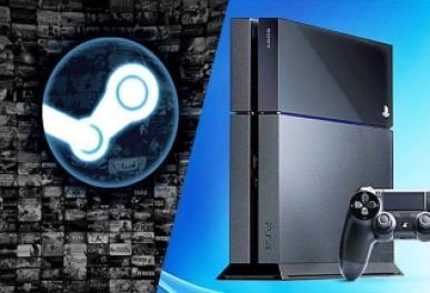 Gry ze Steam na konsoli PS4? Tak, to możliwe!