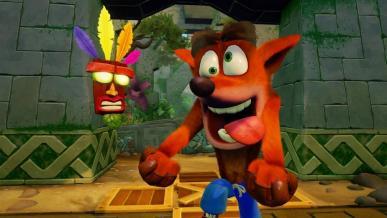Crash Bandicoot N. Sane Trilogy to powrót legendy stworzony od podstaw