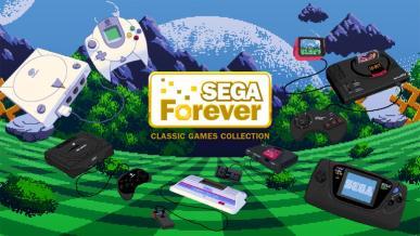 Sega Forever to mobilna kopalnia nostalgii na iPhone'a i Androida