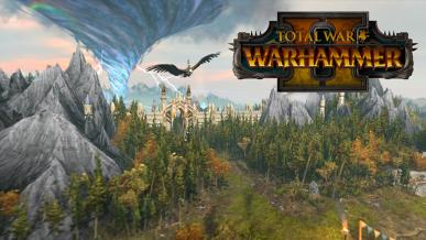 Total War: Warhammer II - nowy zwiastun przedstawia ogrom świata kampanii