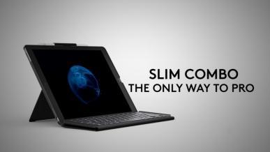 Logitech Slim Combo przerodzi Twój iPad Pro w urządzenie 2w1