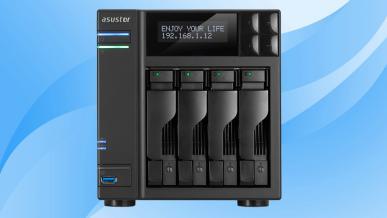 Test ASUSTOR AS6404T - multimedialny NAS o olbrzymich możliwościach