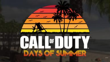 Call of Duty Days of Summer - 5 tygodni wakacyjnych bonusów z Call of Duty