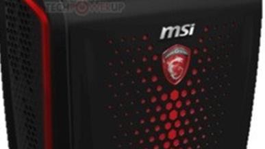 MSI przygotowuje komputer dla graczy w formie... plecaka