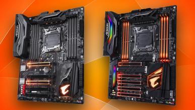 Test płyt głównych GIGABYTE AORUS X299 Gaming 3 oraz AORUS X299 Gaming 9