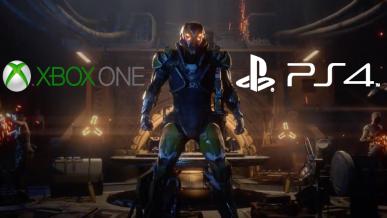 Anthem: Sony fotoszopuje gameplay Xbox One jako PS4?