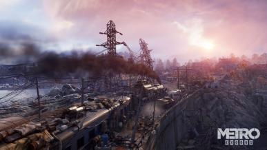 Twórcy Metro Exodus milczeli o grze; myśleli, że nie uda się jej stworzyć