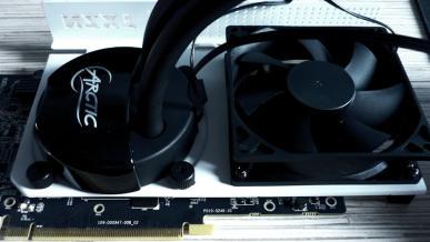 NZXT Kraken G12 - prosty sposób na chłodzenie karty graficznej cieczą