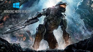 343 Industries i Microsoft pracuje nad grą Halo VR?