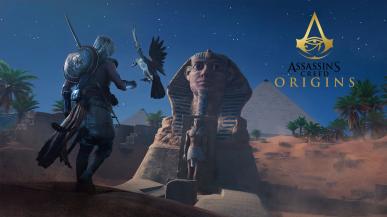 Assassin`s Creed Origins z 4K na Xbox One X choć z dynamicznym skalowaniem