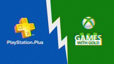 Darmowe gry z Xbox Live Gold vs PlayStation Plus - co się bardziej opłaca?
