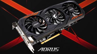 Aorus GeForce GTX 1060 6 GB 9 Gbps. 1060-tka z przyśpieszoną pamięcią
