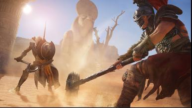 Poznajcie nowe umiejętności w Assassins`s Creed Origins