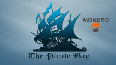 Pirate Bay wykorzystuje CPU odwiedzających do kopania kryptowalut