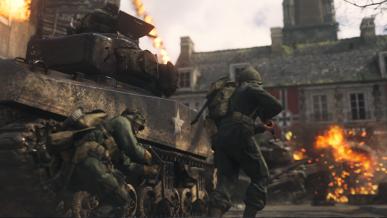 Twórcy Call of Duty WWII w pełni wykorzystają możliwości PS4 Pro