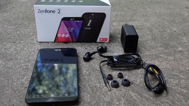 Test smartfona Asus Zenfone 2