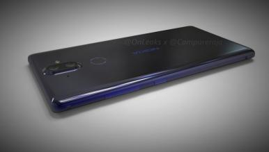 Nokia 9 pokazana na renderach. Zakrzywiony ekran i brak mini-jacka