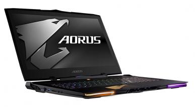 Gigabyte AORUS X9 – laptop o wydajności komputera stacjonarnego