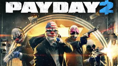 Darmowy tydzień z Payday 2 na serwisie Steam