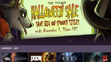 Chowajcie portfele, ruszyły halloweenowe wyprzedaże gier na Steam i GOG