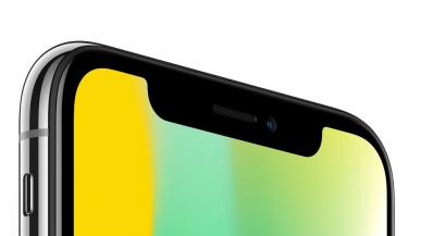 Ekran iPhone'a X to sprawka Samsunga