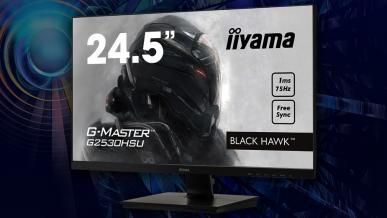 Test iiyama G-Master G2530HSU Black Hawk – Niedrogi monitor dla graczy