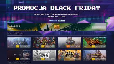 Setki promocji oraz darmowa gra – przegląd wyprzedaży Black Friday na GOG-u
