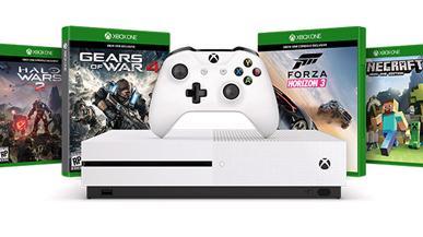 Oficjalnie: Xbox One S początkowo tylko z dyskiem 2 TB. Sugerowana cena na Polskę to 1799 złotych