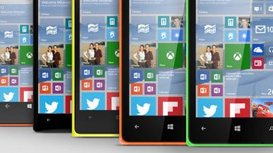 Microsoft udostępnia aktualizację do Windows 10 dla starszych modeli smartfonów