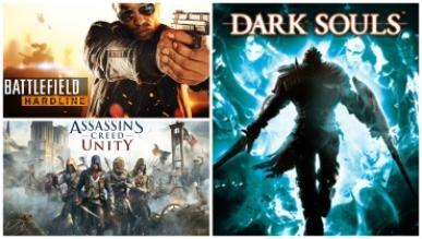 Oferta tygodnia sklepu Xbox: Assassin\'s Creed, Battlefield, Dark Souls