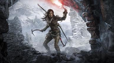 PS4 Pro jak PC - Rise of the Tomb Raider z trzema presetami detali