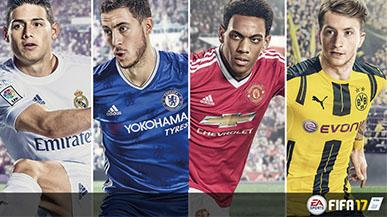 Udostępniono demo gry FIFA 17. Serwery nie wytrzymały